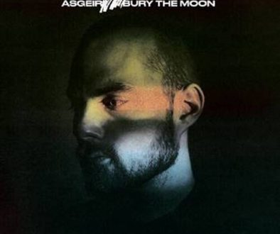 Ásgeir, Bury The Moon, cover