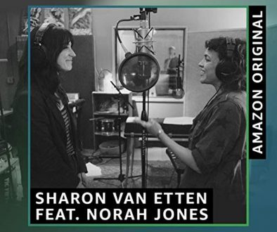 Sharon Van Etten, Norah Jones, Seventeen, single, cover
