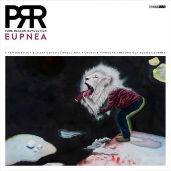 Pure Reason Revolution Eupnea, cover