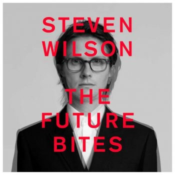 Steven Wilson, THE FUTURE BITES, cover